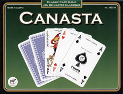 two player canasta