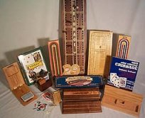 Cribbage equipment