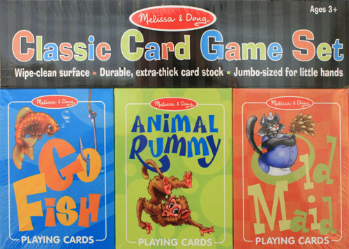 CLASSIC CARD GAMES SET