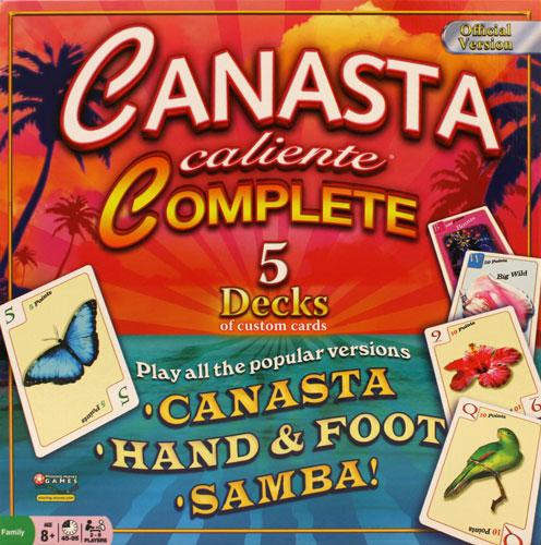 CANASTA CALIENTE COMPLETE
