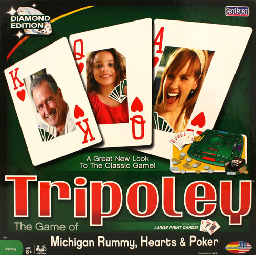 TRIPOLEY - DIAMOND EDITION