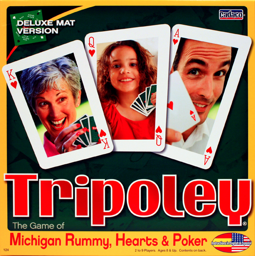 TRIPOLEY - DELUXE MAT EDITION