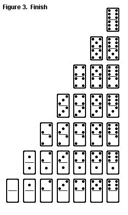 domino freecell finish