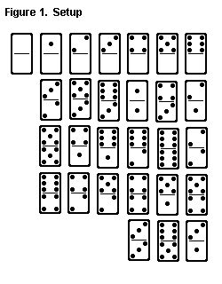 domino freecell setup