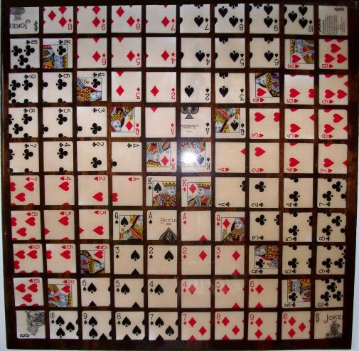 one-eyed jack board