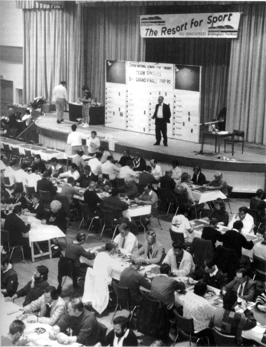 Photo of British National Domino Championships 1989-90